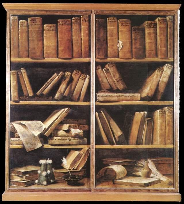 giuseppemariacrespi_bookshelves