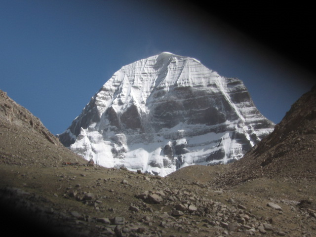 Mount Kailas, Wikipedia Commons