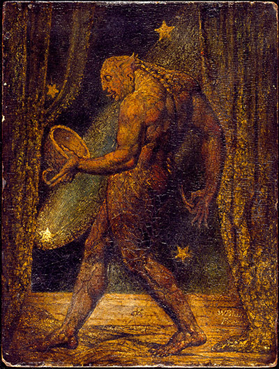 William Blake's The Ghost of a Flea