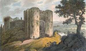 Kidwelly Castle 1805