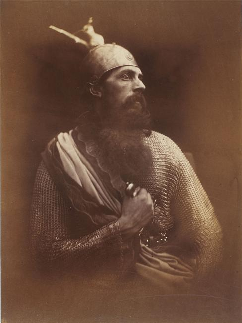 King Arthur by Julia Margaret Cameron