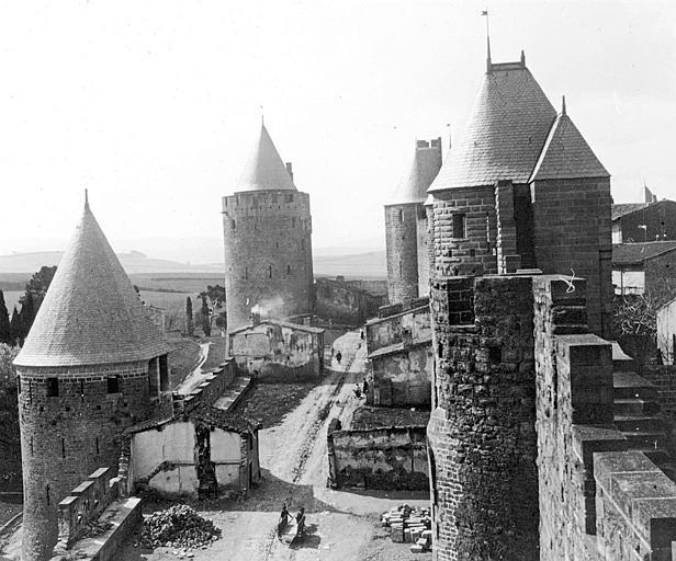 Carcassonne-19th-century