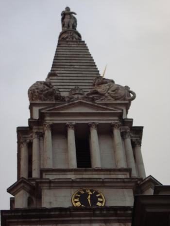 pyramid steeple