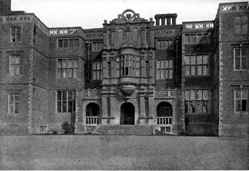 Bramshill House