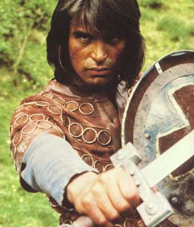 Oliver Tobias Arthur of the Britons, broadcast by HTV in 1972