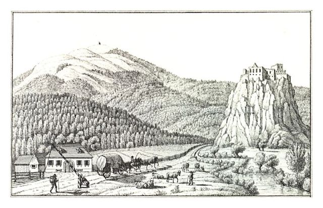 Early 19th-century Styria: Wikipedia Commons