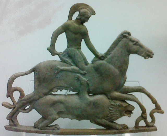 Bellerophon and the Chimaera