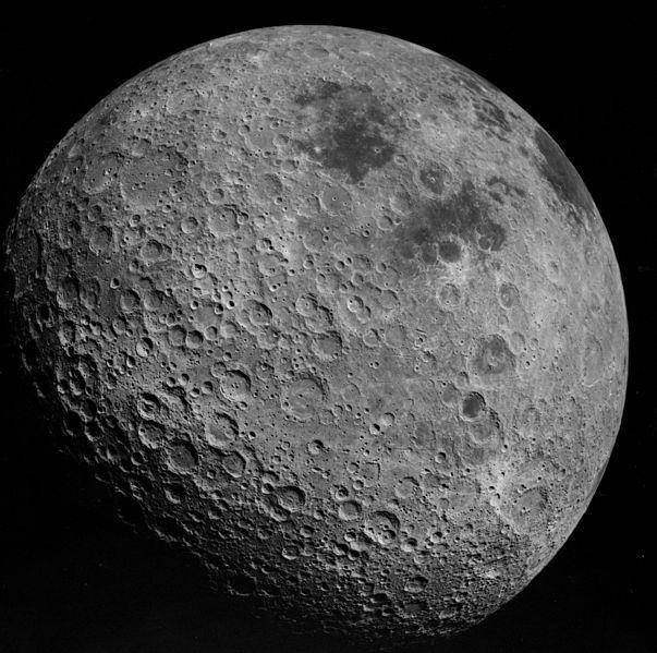 Moon's far side: NASA Apollo 16