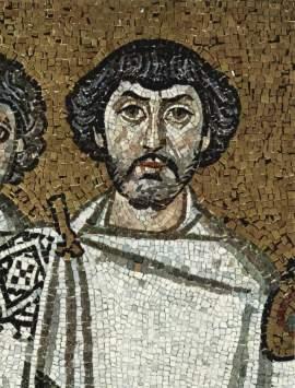 Belisarius, San Vitale
