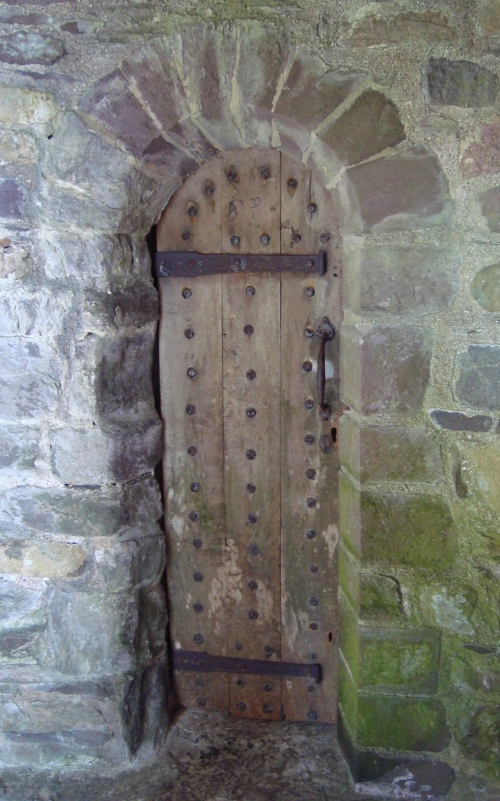 tower door