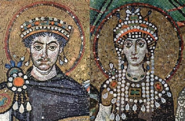 Justinian, Theodora