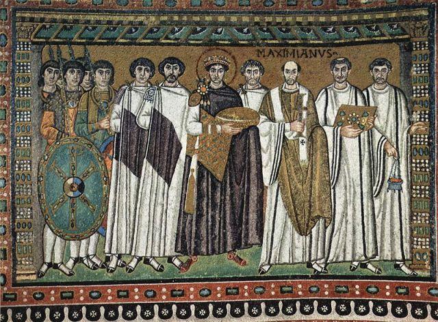 San Vitale mosaics