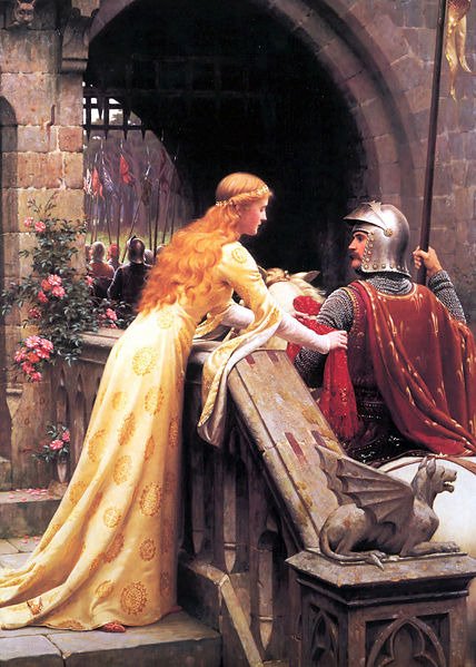 Arthur-and-Guinevere