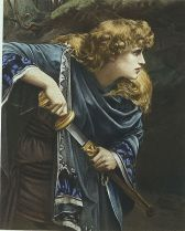 Imogen as Fidele, by Herbert Gustave Schmalz (Wikipedia)