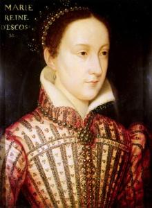 Mary Stuart in 1559
