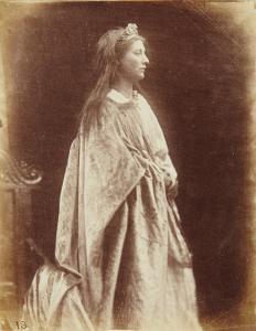Guinevere: Julia Margaret Cameron