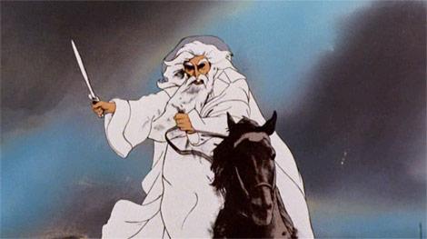 Bakshi's Gandalf