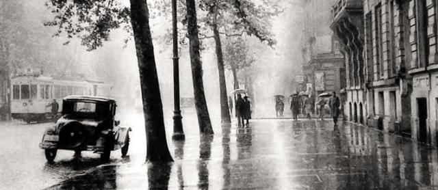 Paris, Grand Boulevard