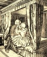 Temptation: Madame de R__'s file de chambre (2)