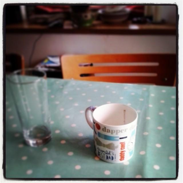 dad's cup