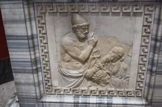 key pattern Hephaestus