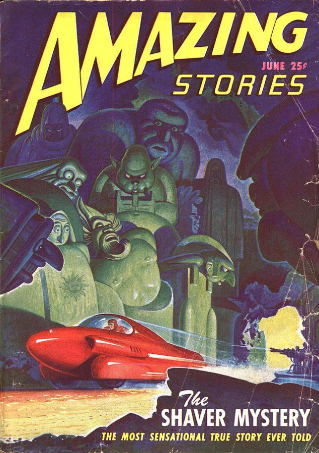 Amazing Stories June 1947 (public domain)