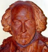 Davenant bust