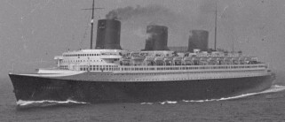 SS Normandie 1932-46