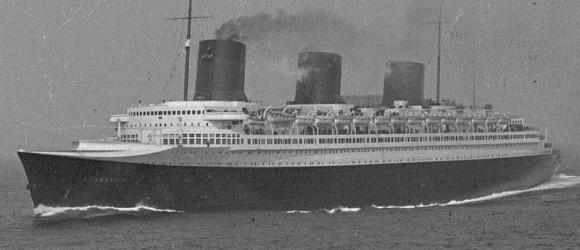 SS Normandie 1932-46