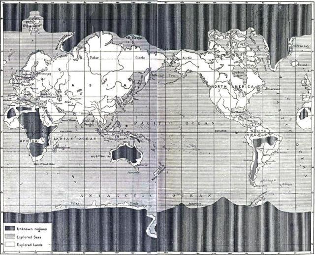 1881 unexplored