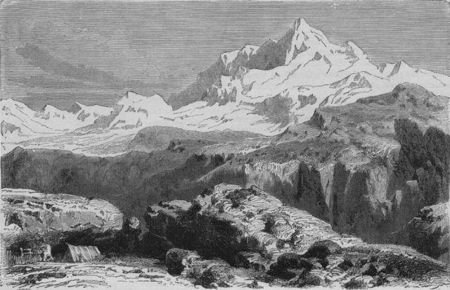 1882 sketch of Mount Everest http://asketchofthepast.com/2015/04/08/forever-upward-sandy-irvines-summit