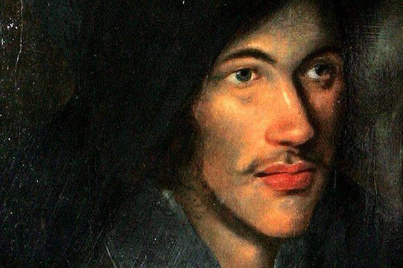 John Donne as a young man