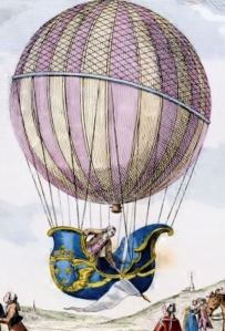 Air Balloon Jacques-Charles