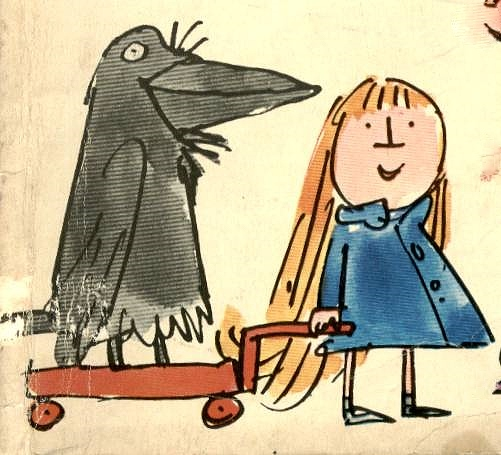 Mortimer and Arabel by Quentin Blake