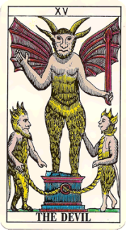 Tarot XV The Devil