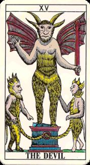 Tarot XV The Devil