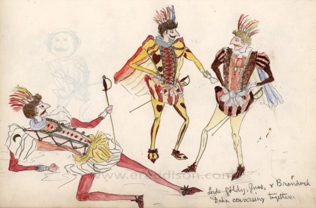 Illustration by Eric Eddison aged 10 (http://www.ereddison.com/)