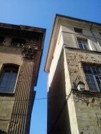 Aix town houses